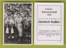 West Germany v Turkey 12